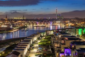 Foto van Dortmund Bij Nacht