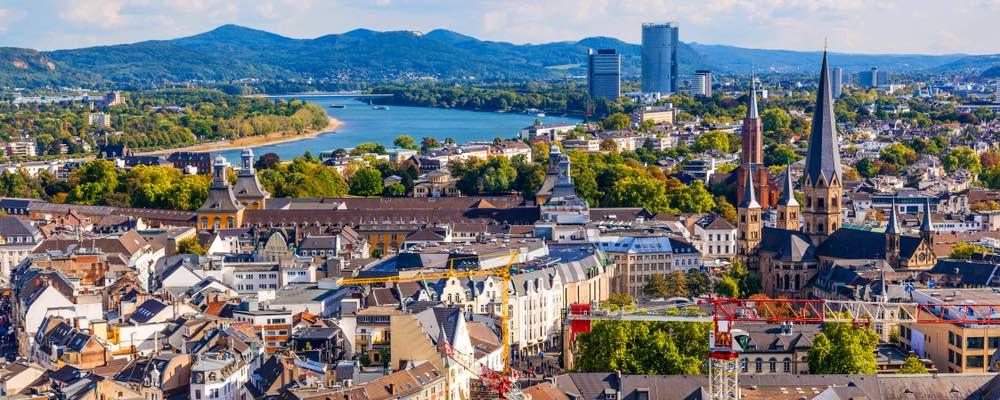 foto van Bonn
