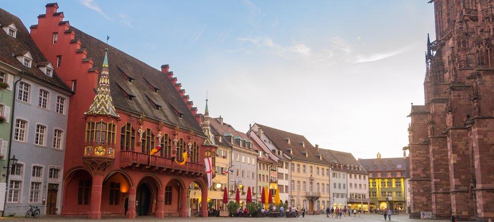 de stad freiburg
