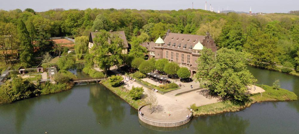 Schloss Wittringen in Gladbeck